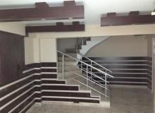 Bina Girişi Dekorasyon